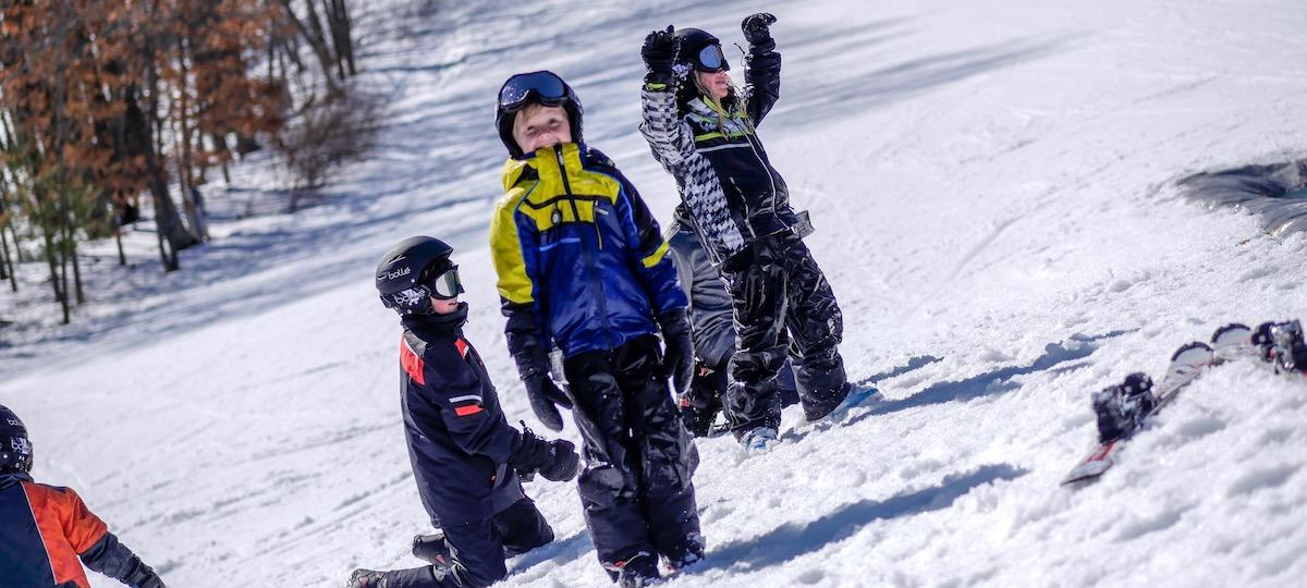 SKIING WI LEARN TO SKI & BOARD WEEK